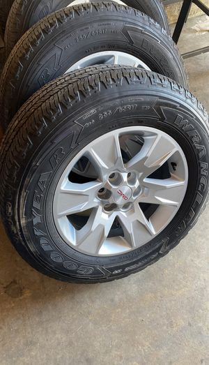 GMC Canyon wheels for Sale in Fresno, CA