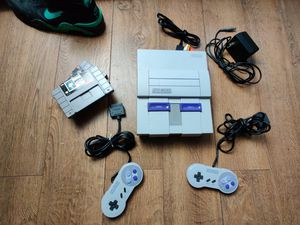 Super Nintendo Entertainment System SNES + Games COMPLETE TESTED READY TO PLAY for Sale in Worth, IL