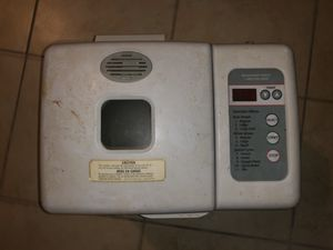 Bread maker for Sale in South Holland, IL