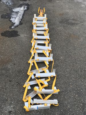 Portable 2nd Floor Ladder. for Sale in Danvers, MA