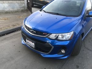 2018 Chevy Sonic RS for Sale in Perris, CA
