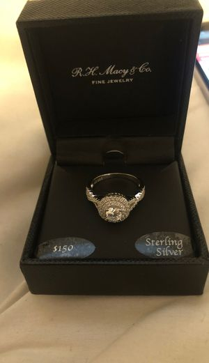 Sterling silver ring for Sale in Washington, DC