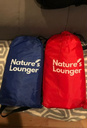 BRAND NEW: Nature's Lounger Inflatable Cushion for Sale in Indianapolis, IN