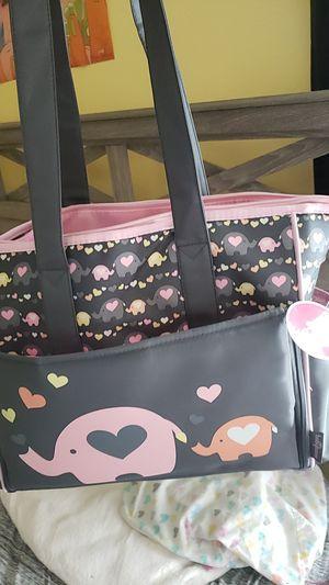 Baby Girl diaper bag for Sale in Tampa, FL