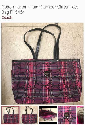 Coach tote bag for Sale in Mill Creek, WA