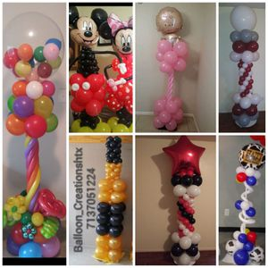 Balloon Columns for Sale in Houston, TX