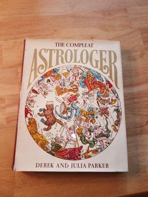 Complete astrology book by Derek and Julia Parker hardback for Sale in Portsmouth, VA