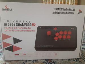 Universal Arcade Stick F500 V2 for Sale in Fowler, CA