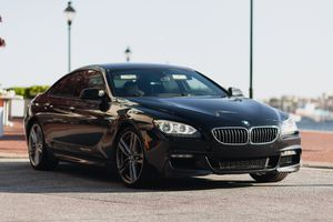 2014 BMW 640i Gran Coupe RWD Black for Sale in Woodlawn, MD