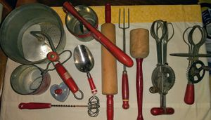Vintage/Antique Kitchen Tools for Sale in Indianapolis, IN