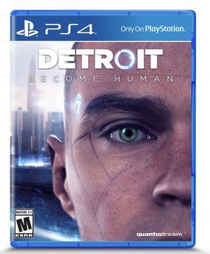 Detroit:Become A Human for Sale in Granite City, IL