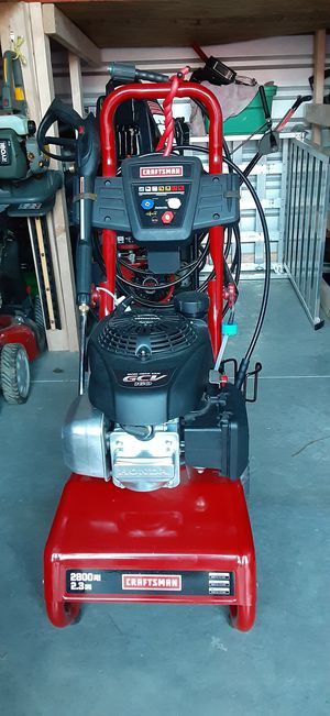 Craftsman 2800psi pressure washer for Sale in Colorado Springs, CO