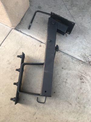 Spare tire mount drop down bumper mount, RV Jeep Camper OffRoad for Sale in Oceanside, CA