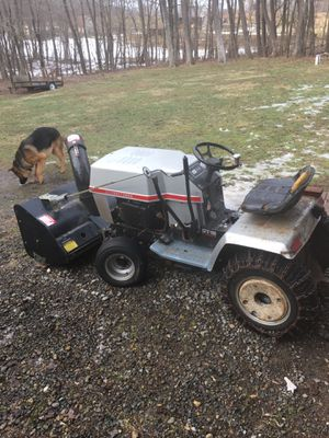 Craftsman lawn tractor/mower/snowblower for Sale in Aliquippa, PA