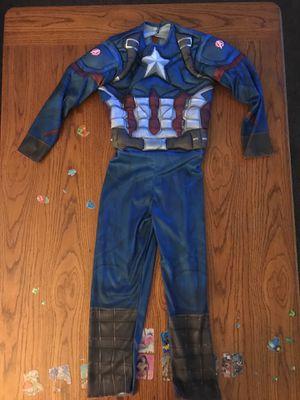 ! Disney Marvel Captain America Costume! for Sale in Porter Ranch, CA