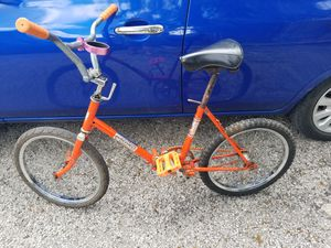 Folding bicycle (built) for Sale in Chicago, IL
