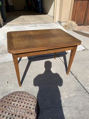 Extendable Dining table for Sale in Lone Tree, CO