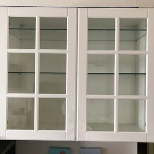 Wall Mounted Cabinet Bookshelves for Sale in Los Angeles, CA