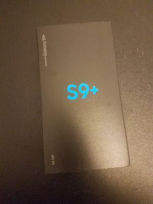 Samsung Galaxy S9 plus unlocked for Sale in Brooklyn, NY