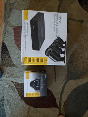 Brand New security cameras for Sale in Oakland, CA