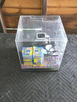 Tetra 3 Gallon Fish Tank for Sale in Whittier, CA
