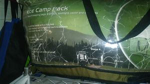 8 piece camp pack for Sale in San Antonio, TX