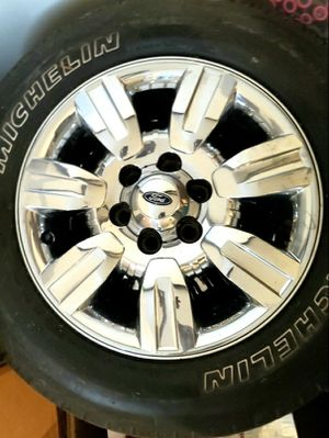 2009-2012 F150 OEM Chrome Clad Wheel Rim (x4) for Sale in Belle Isle, FL