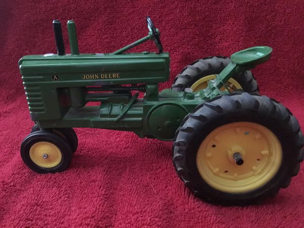 "Vintage John Deere Tractor ""A"" model"
