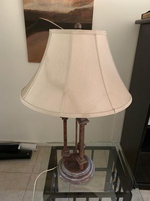 Vintage Table Lamp for Sale in Miramar, FL