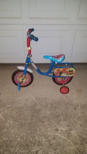 Little Spiderman bike! for Sale in Fresno, CA