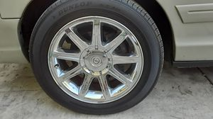"""18"""" Chrysler rims with tires for Sale in Los Angeles, CA"""