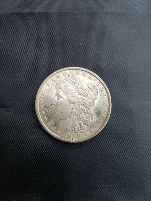 1900 Morgan Silver Dollar Coin for Sale in East Los Angeles, CA