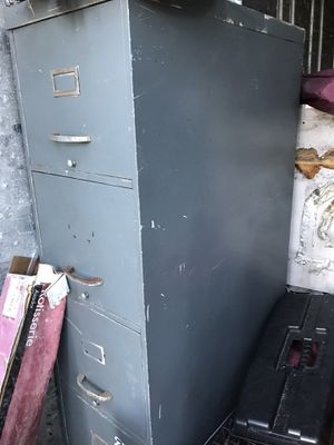File cabinet for Sale in Indiantown, FL