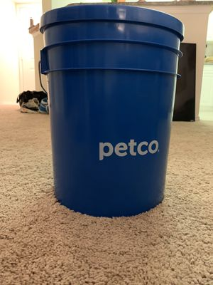 Petco water bucket for Sale in Alexandria, VA