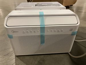 ❄️NEW!!-Midea U Inverter Window AC 10,000BTU Extreme Quiet WiFi,Alexa,Remote, Bracket Included for Sale in CANAL WNCHSTR, OH