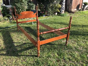 Twin bed frame for Sale in Merced, CA