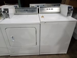 COIN OPERATED WASHER DRYER-WHIRLPOOL🏡WE HAVE DELIVERY AVAILABLE!! for Sale in Dana Point, CA