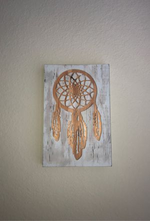 Wooden Dreamcatcher Wall Decor for Sale in Tallahassee, FL