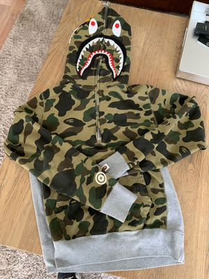 Authentic BAPE hoodies for Sale in Carlsbad, CA