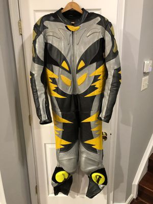 Himalaya Motor Bike Wear / Motorcycle Men's Racing Leathers - PRICE REDUCTION!! for Sale in Manassas Park, VA