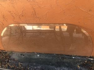 Glass for coffee table 52x28 inch for Sale in Miami Gardens, FL