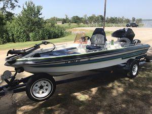 1987 VIP fish/ski boat for Sale in Arlington, TX