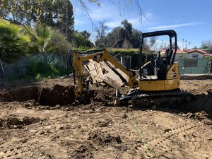 Bobcat and excavator for Sale in Ontario, CA