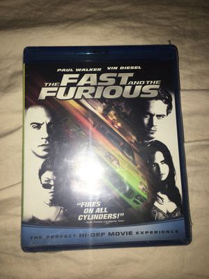 Fast and the furious movie for Sale in Chicago, IL
