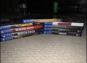 PS4 Video Games for Sale in Dillsburg, PA