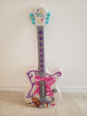 Hannah Montana Guitar for Sale in Riverview, FL