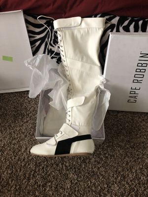 Cape Robbin Sneaker boots. for Sale in Columbus, OH