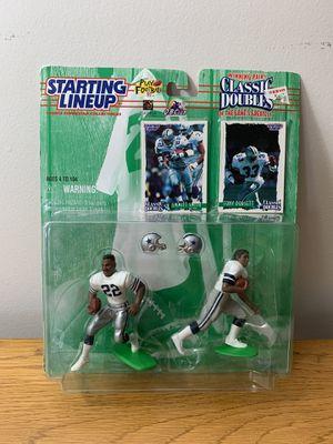 Dallas Cowboys Classic Doubles Emmitt Smith Tony Dorset for Sale in Tampa, FL