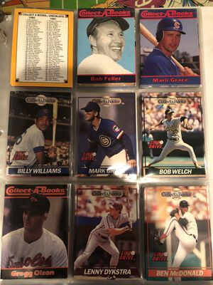 Baseball cards for Sale in Puyallup, WA