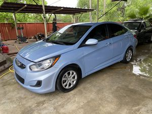 2013 Hyundai Accent $4700 for Sale in San Antonio, TX
